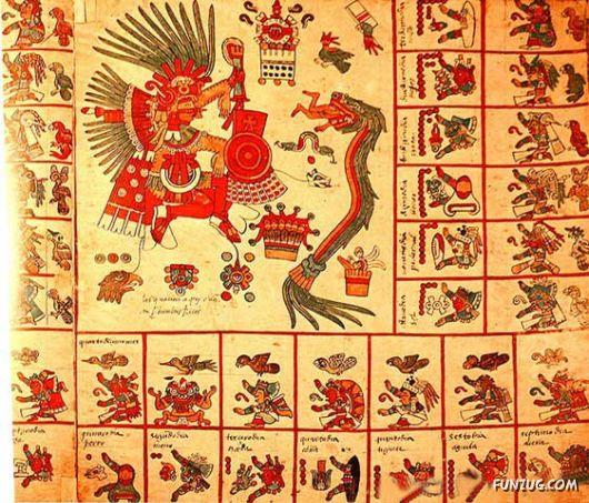 Amazing Art of Ancient Calendars