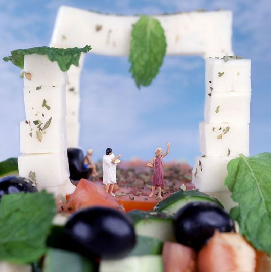 Tiny People's Big Adventures In A World Of Food
