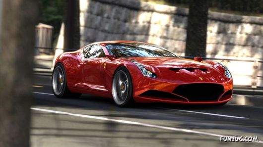 Awesome Ferrari 612 GTO
