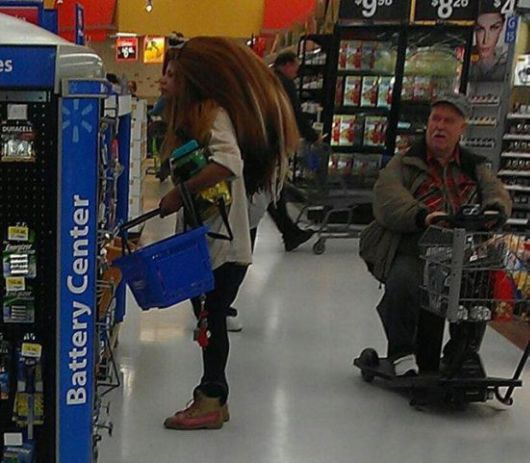Walmart Is A Magical Place