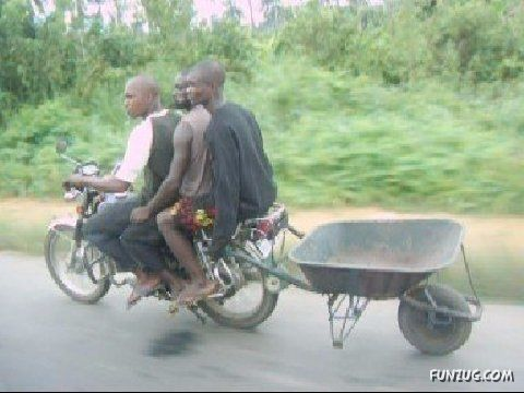 It Happens Only In Africa