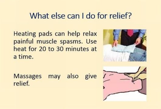 Important Advice For Your Aching Back