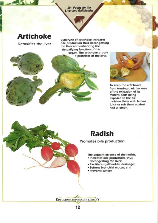 Foods And Their Healing Power