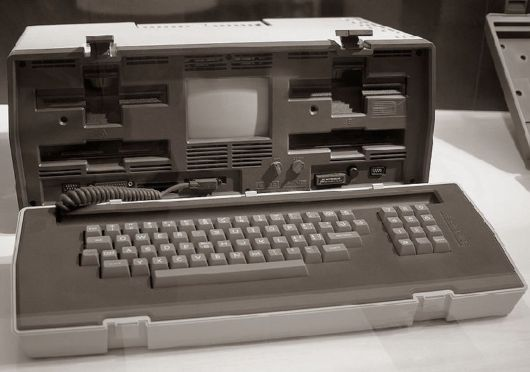 The First Laptop By Osborne