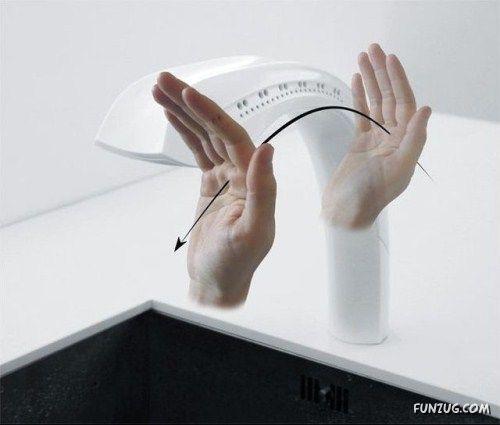 The High Tech Faucet Concepts