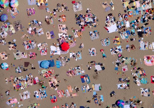 Amazing Aerial Beach Photos Around The World