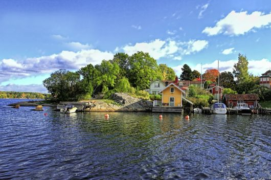 The Beauty Of Sweden