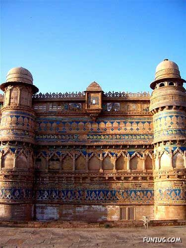 Gwalior Fort - A Pearl Amongst Fortresses In India
