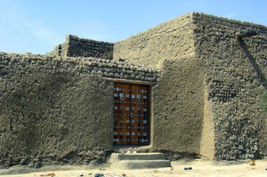 The Sankore Mosque In Timbuktu