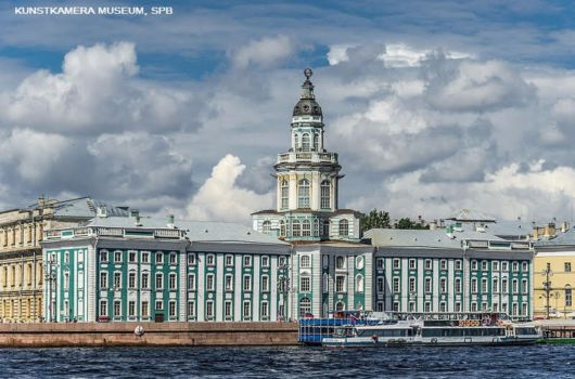 The Trip To St Petersburg, Russia