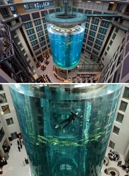 Coolest Elevators In The World
