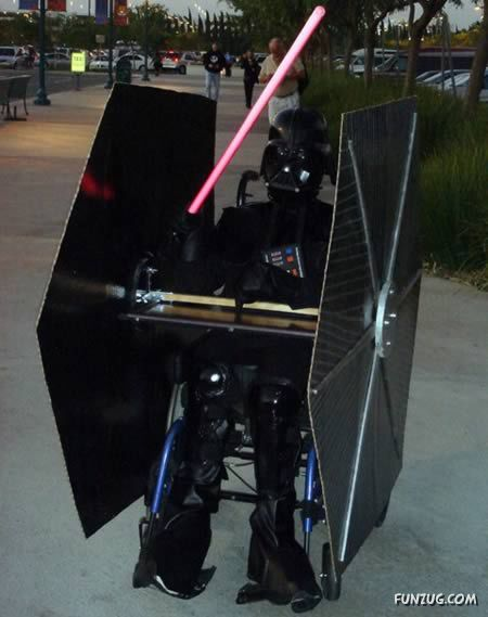 Most Awesome Wheelchair Costumes