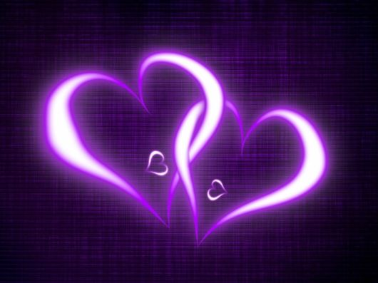 Beautiful Violet Color Wallpapers