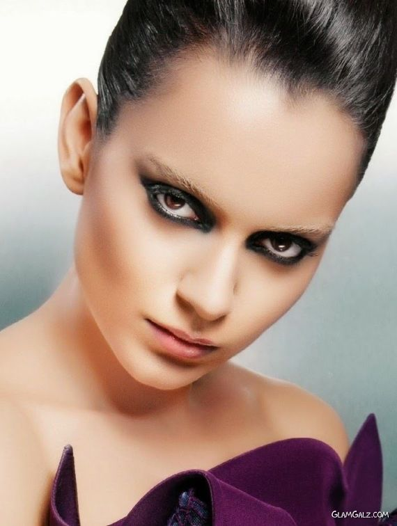 Kangana Ranaut Shoots For Cineblitz