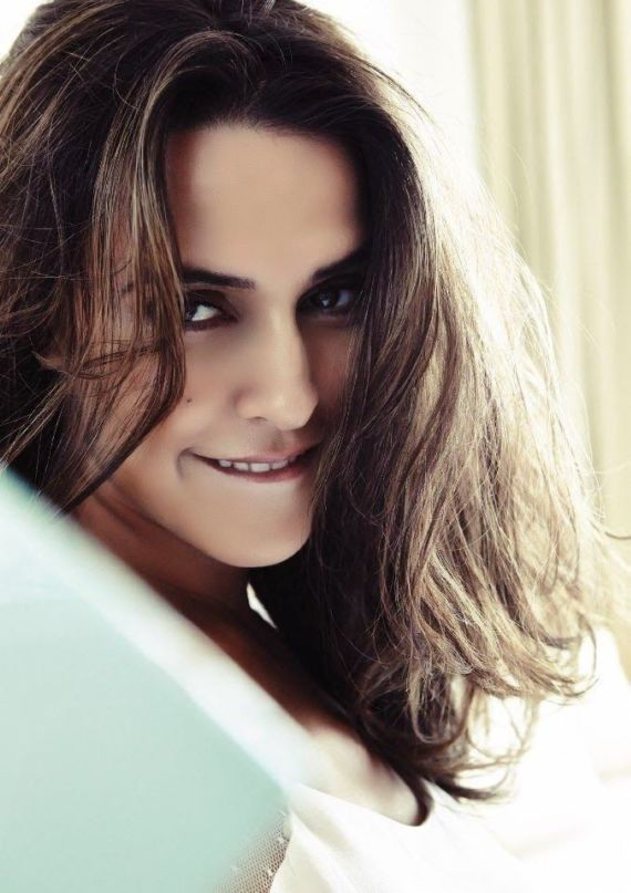 Neha Dhupia for FHM India