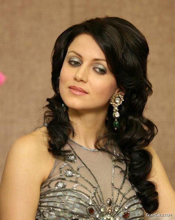 Closeup Photoshoot of Yana Gupta