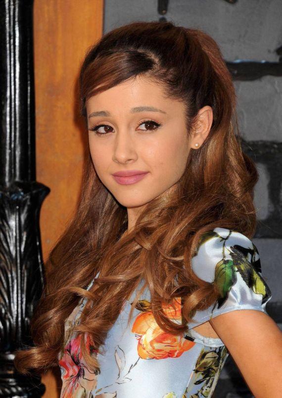 Ariana Grande At The MTV Video Music Awards