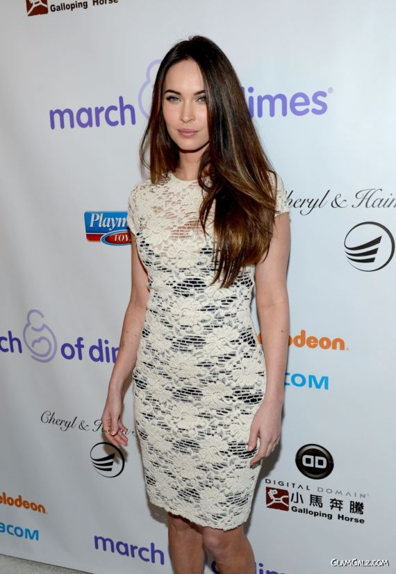 Megan Fox At Dimes Celebration Of Babies