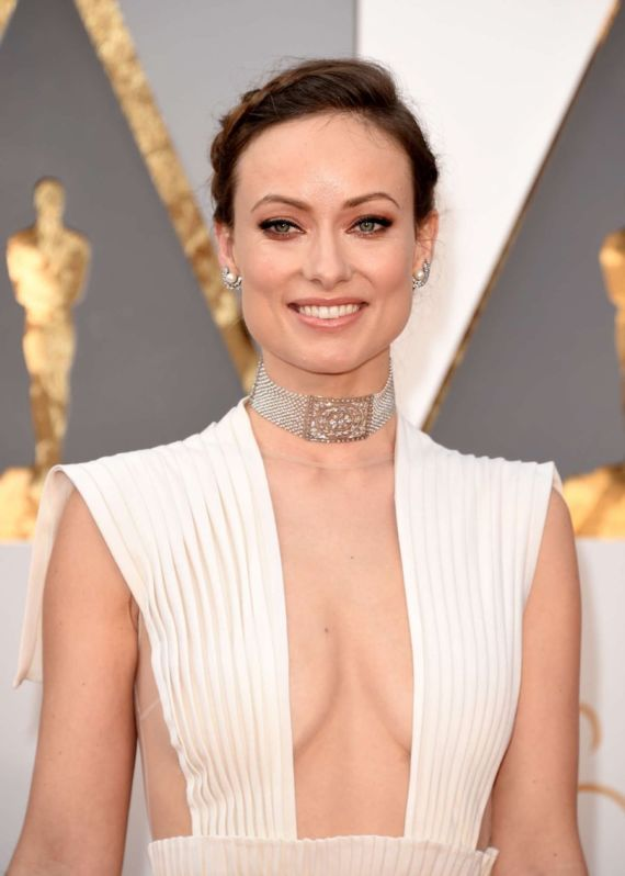 Olivia Wilde At 2016 Academy Awards In Hollywood
