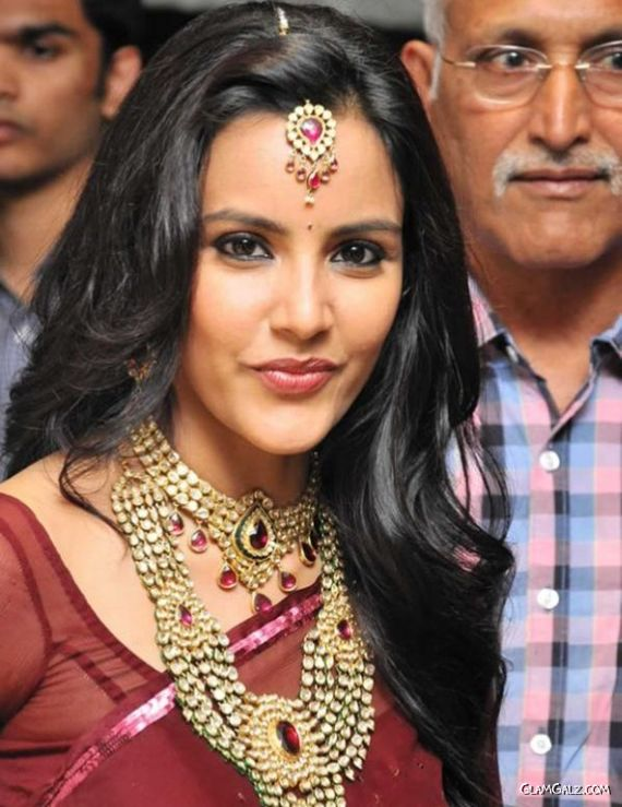 Priya Anand At 1000 Diamond Necklaces Festival Event