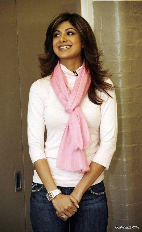 Shilpa Shetty at Self Esteem Workshop
