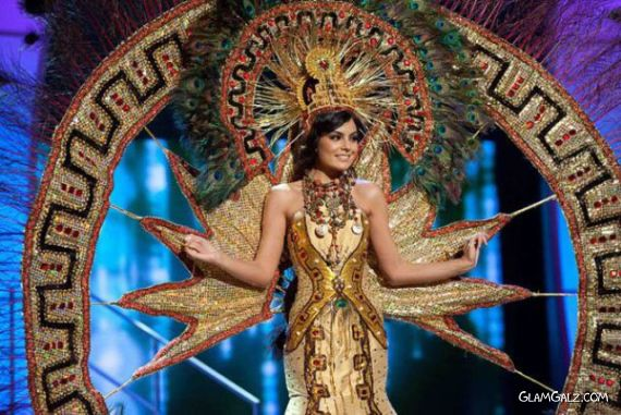 National Costumes at Miss Universe Contest