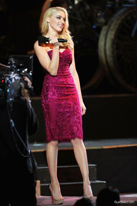 Gorgeous Amber Heard Photoshoot