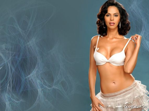 Click to Enlarge - Bombshell Mallika Sherawat Walls