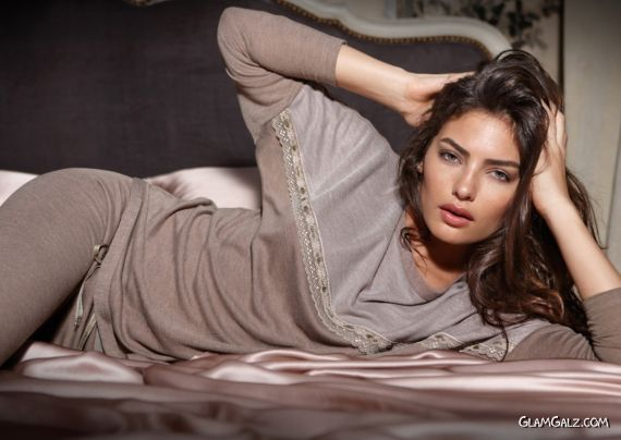 Gorgeous Alyssa Miller Exclusive Photoshoot