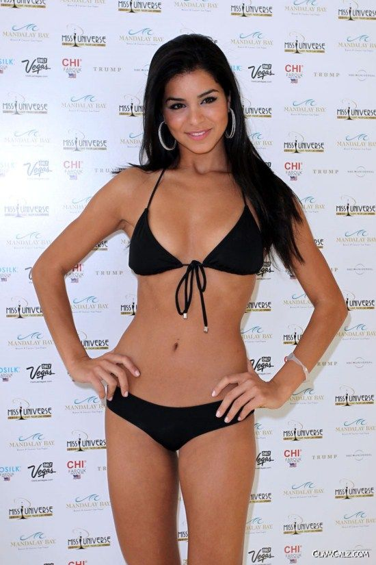 Rima Fakih Bikini Shoot in Las Vegas Photoshoot