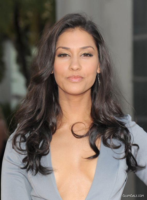 Beautiful Janina Gavankar Photoshoot