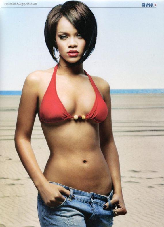 Beautiful Rihanna For GQ Mexico Magazine