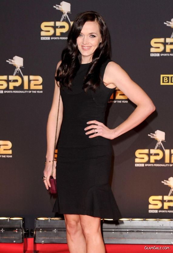 Victoria Pendleton At BBC Sports Personality Of The Year