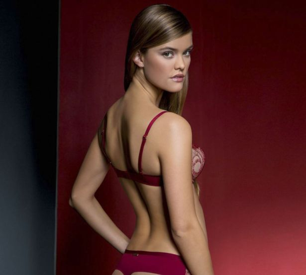 Nina Agdal For Exclusive Necessities Collection