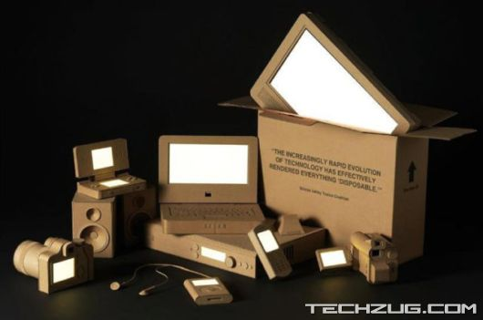 The Future Of Cardboards