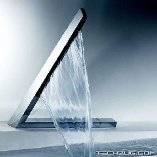 The High Tech Faucet Concepts