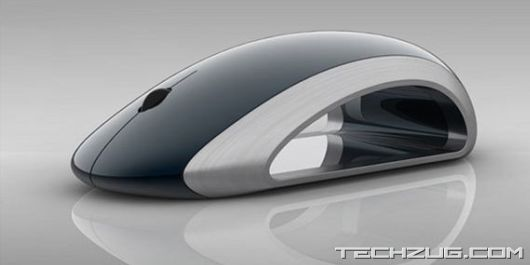 Computer Mouse in Different Shapes
